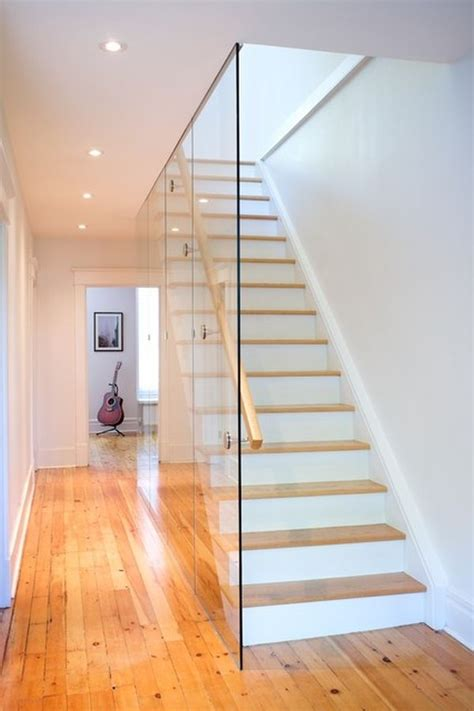 Glass Stairs Design 20 Glass Staircase Wall Designs With A Graceful Impact On The Overall Decor Staircases Glass