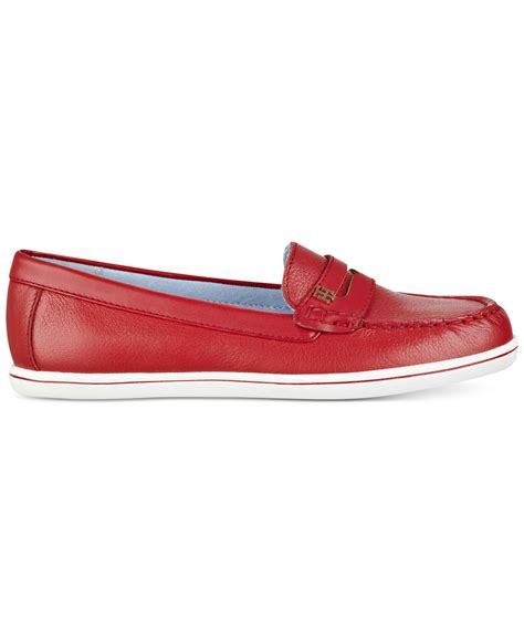 hilfiger womens loafers hilfiger s butter loafers in