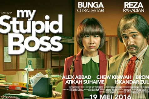review film one day indonesia my stupid boss review film indonesia