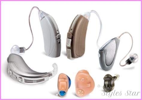 hearing aid types what are the different types of hearing aids stylesstar