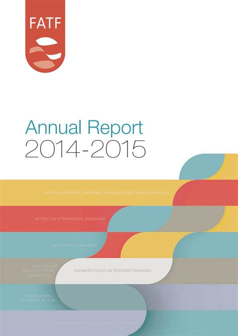 annual financial report sle annual report 2014 2015 by financial task issuu