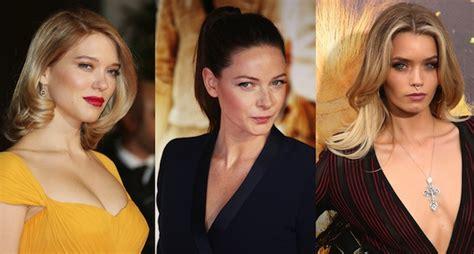 lea seydoux look alike bella donna boudreaux is the female lead in gambit