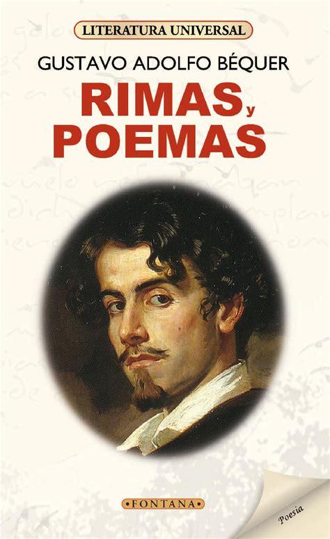 rimas gustavo adolfo becquer libros gratis en pdf para todos rimas y poemas ebook gustavo adolfo becquer descargar libro pdf o epub 9788496975712