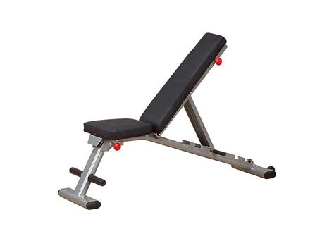 portable incline bench bodysolid gfid225 folding flat incline decline weight