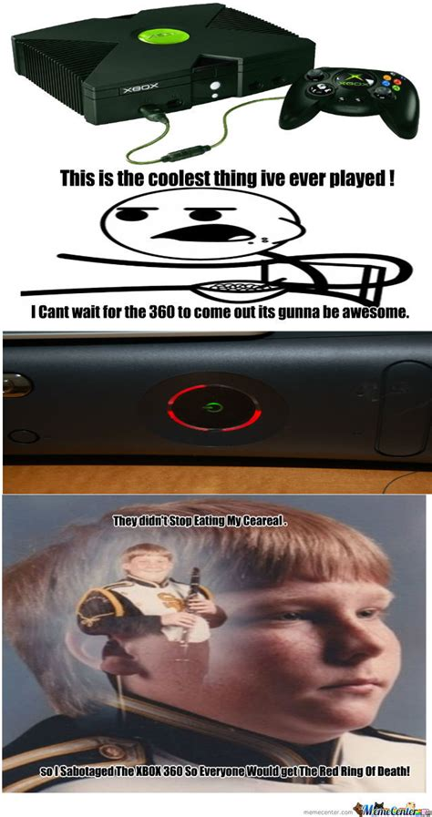 Xbox 360 Meme - xbox meme by dertermanator meme center