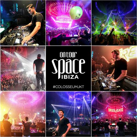 space ibiza room space ibiza on tour 2016 colosseum club jakarta