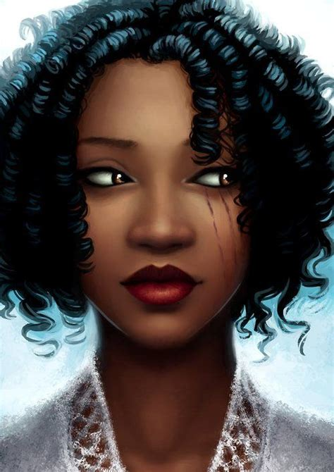 hair art 55 amazing black hair pictures and paintings