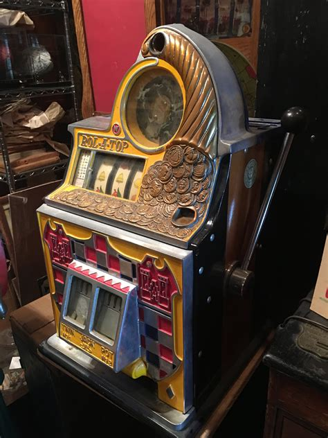 Antique Slot Machine Repair Near Me App 171 Australia Online
