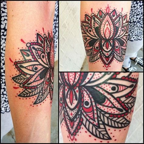 tribal tattoos raleigh nc lotus by blue raleigh nc