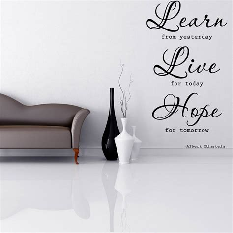 wall quotes wall decals comfort learn live hope wall decal quote style and apply