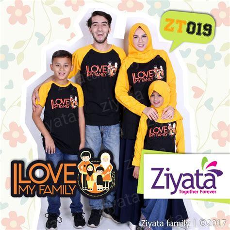 Kaos Coupel Anak Kaos Coupel Ayah Ibu baju keluarga 2 anak untuk acara liburan dan mudik lebaran zt 019 toko kaos