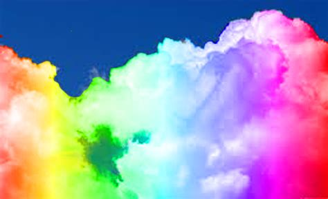 rainbow cloud rainbow clouds by eunhyuk on deviantart