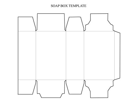 soap box design template pin by moriah david on packaging soap boxes