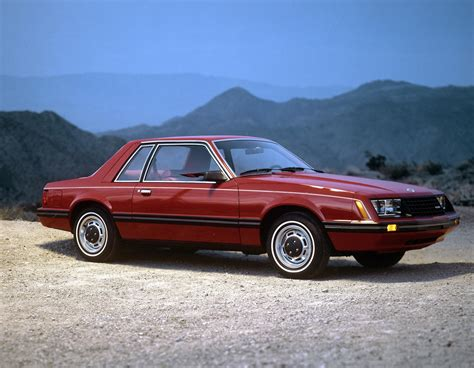 1980 Ford Mustang 1980 Ford Mustang Pictures History Value Research News