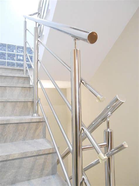 barandilla escalera interior barandillas modernas para escaleras interiores pasamanos