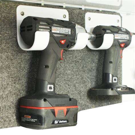 cordless drillimpact holder bracket trailer accessories comet kart sales