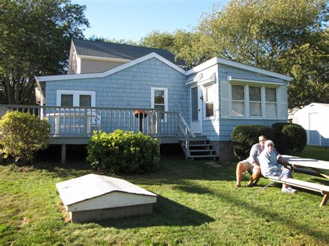 Cottages In Rhode Island by Quaint Snug Harbor Cottage In Wakefield Vrbo