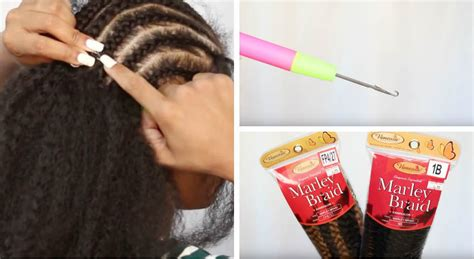what do you need to get crochet braids crochet braids everything you need to know un ruly