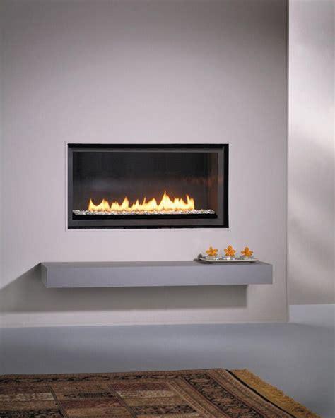 Montigo Gas Fireplace , L  Series Single Sided   L38DF
