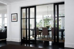 What to know about glass pocket doors door styles