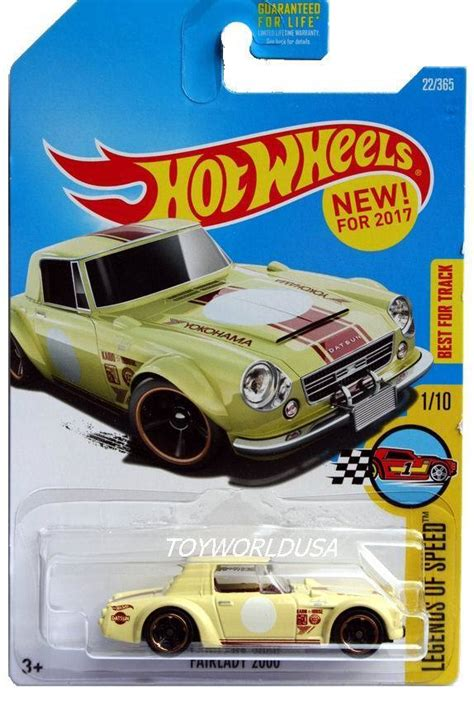Wheels Hw Datsun Fairlady 2000 Kuning 2017 wheels 22 legends of speed nissan fairlady 2000