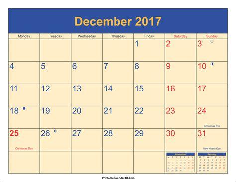 printable calendar 2017 blank calendar templates