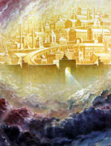 A Revelation Of Heaven new jerusalem the eternal home of raptured and