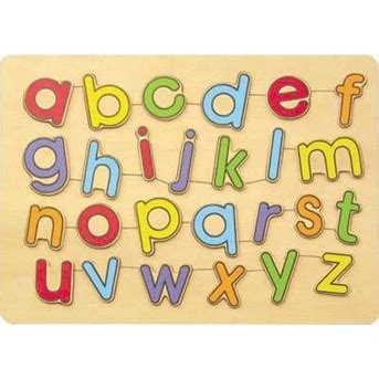 jual puzzle abc huruf kecil oleh junior toys and learn