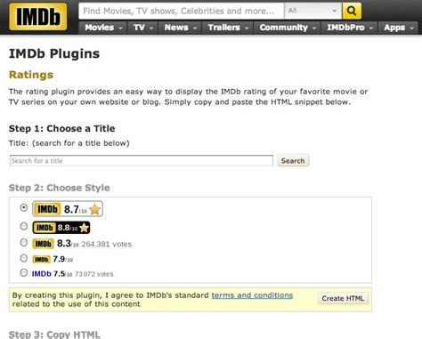 film romantis rating tertinggi imdb imdb rating plugin lets publishers add imdb ratings to