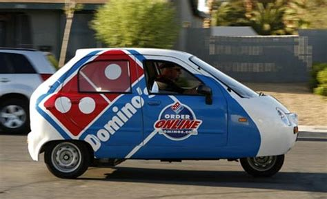 Dominos Pizza Cars by Dominos Has Its Own Delivery Car The Dxp Igyaan