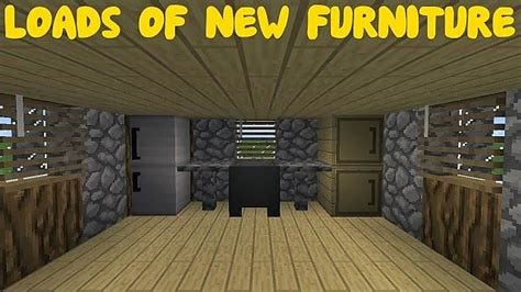 Furniture Mod 1 6 4 by 6minecraft Minecraft Mods Texture Packs And Tools
