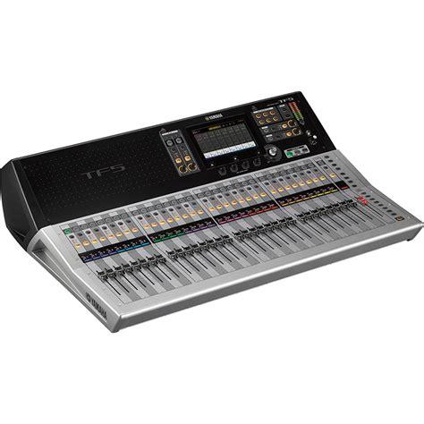 mixing console yamaha tf5 digital mixing console tf5 b h photo