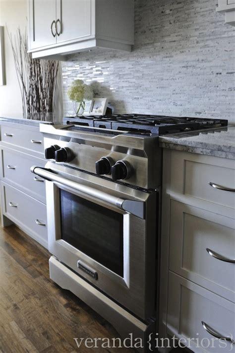 Mosaic Marble Backsplash Tiles   Contemporary   kitchen