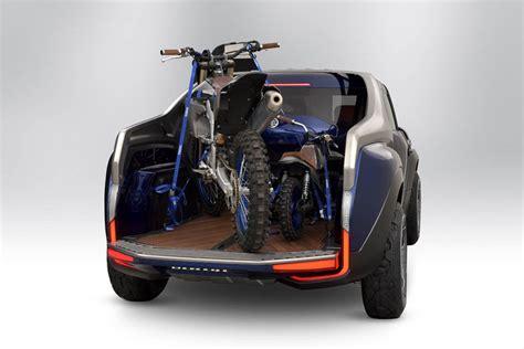 Lu Sorot Buat Sepeda Motor mobil yamaha ini keren juga khusus buat loading sepeda motor