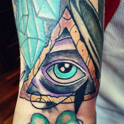 sun god tattoo designs eye pyramid www pixshark images