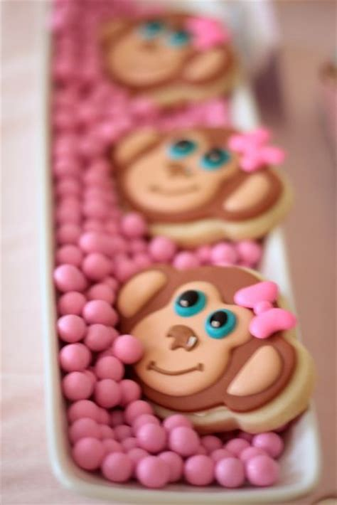 new year monkey cookies the world s catalog of ideas