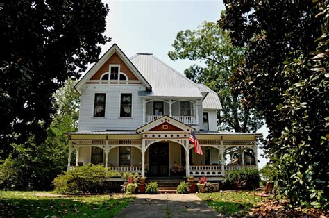 Henderson House by Murphy Henderson House At Eutaw Al Built 1896