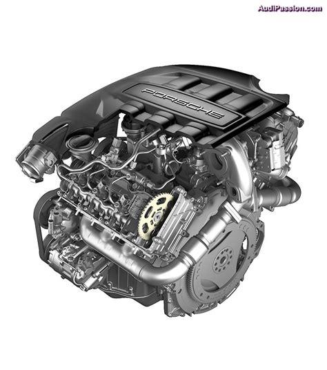 Porsche V6 Engine by Audi Et Porsche D 233 Veloppent Ensemble De Nouveaux Moteurs