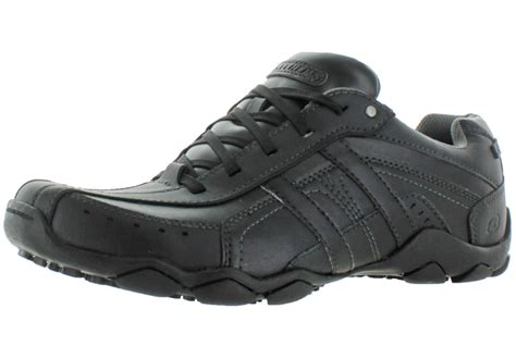skechers oxford shoes skechers diameter murilo s casual oxford shoes leather