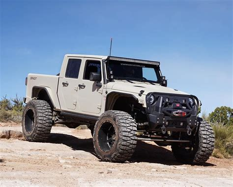 jeep wrangler truck bandit jeep truck conversion by starwoodmotors
