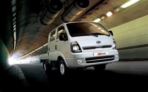 Kia Commercial Vehicles Kia K2500 K2700 K3000s K4000g Commercial Vehicle Kia