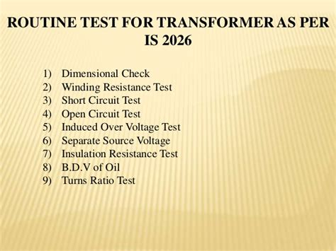 transformer impedance as per is 2026 summer traning on power transformer construction