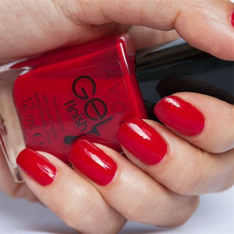 candy apple tattoo avon gel finish apple nails apple