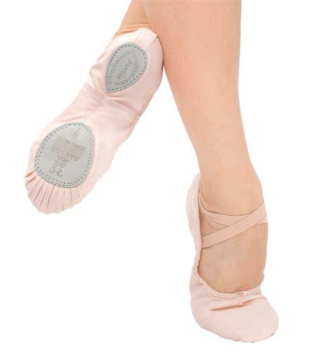 entrechat canvas split sole ballet shoes ballet shoes