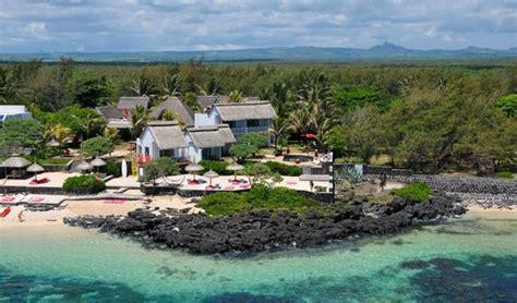 La Maison d'été vue du Ciel à Poste Lafayette Ile Maurice   Photo de La Maison d'Eté Hotel