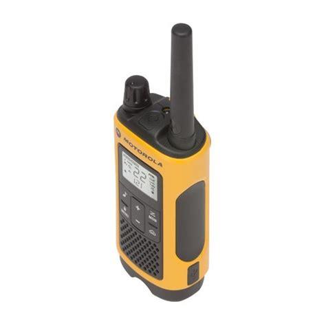 motorola talkabout    radios
