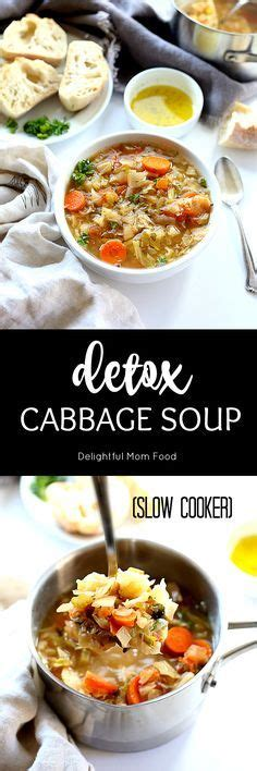 Thyroid Detox Soup by 25 Best Ideas About Cabbage Soup Diet Results On