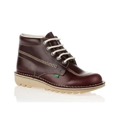 Boot Pria Kickers Leather Suede kickers kick hi mens leather lace up boot from jelly egg uk