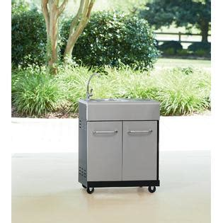 outdoor grill with sink kenmore sink cutting board module for kenmore 4 burner gas
