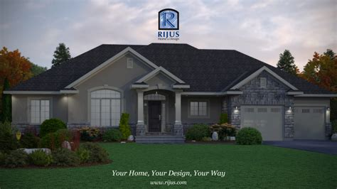 modern home design canada home design d renderings home designs custome house